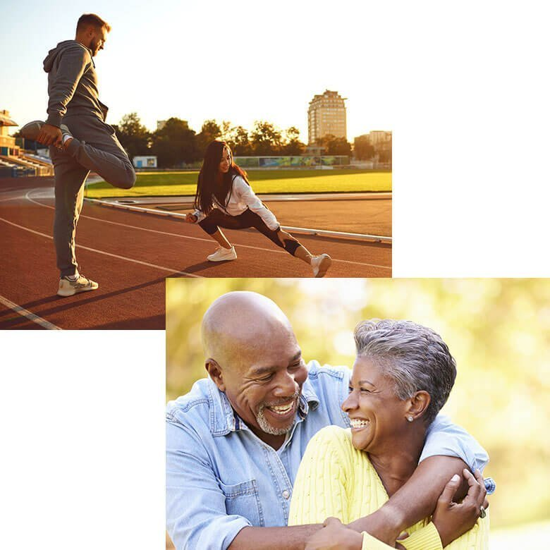 Active Adults use Carbon-60 to stay healthy