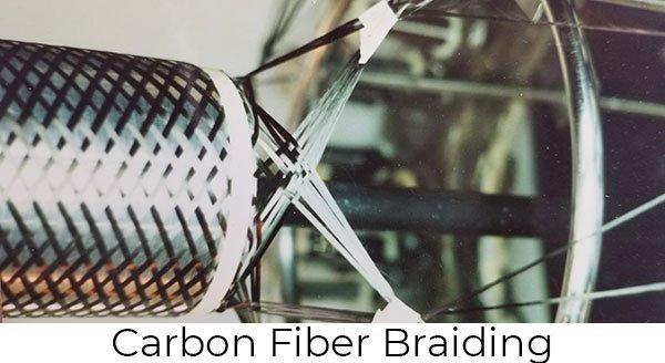 Carbon Fiber Braiding